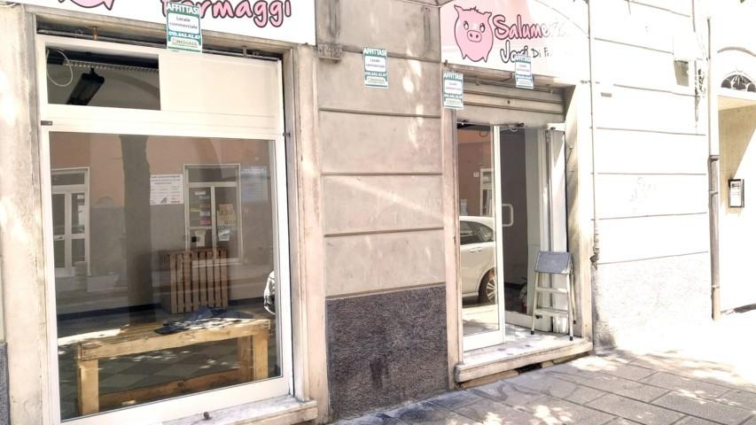 Locale commerciale Via Jori - euro 650